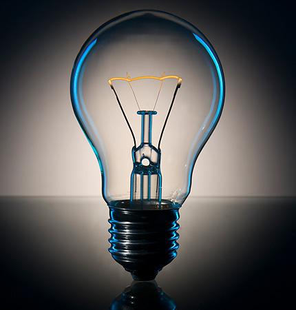 wymiana żarówki elektryk