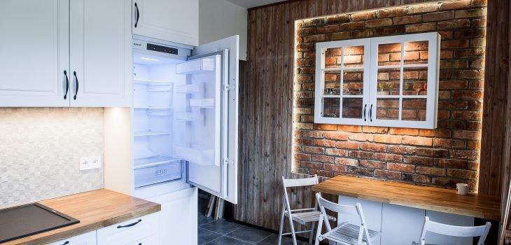 instalacja w kuchni